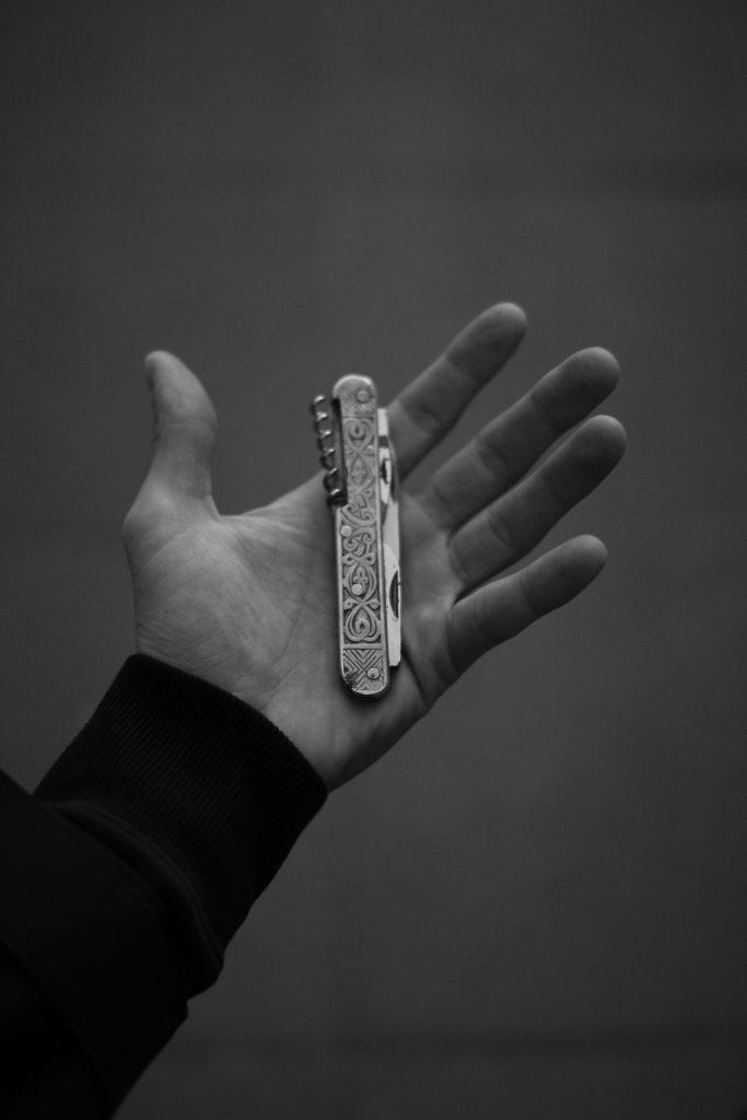 Pocket knife store