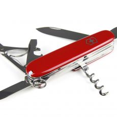 Using A Pocket Knife with Pliers