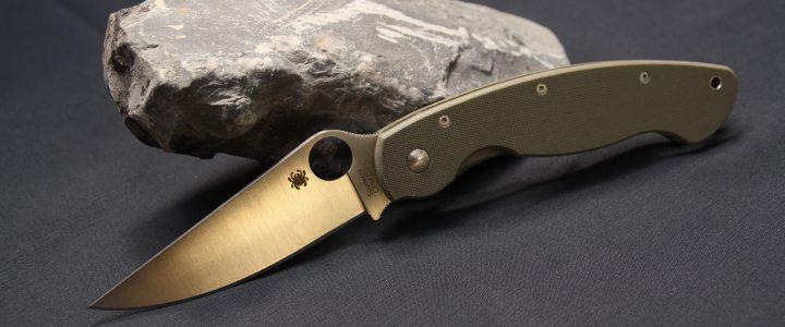 single blade pocket knife